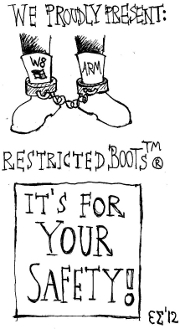 No To Restricted Boot